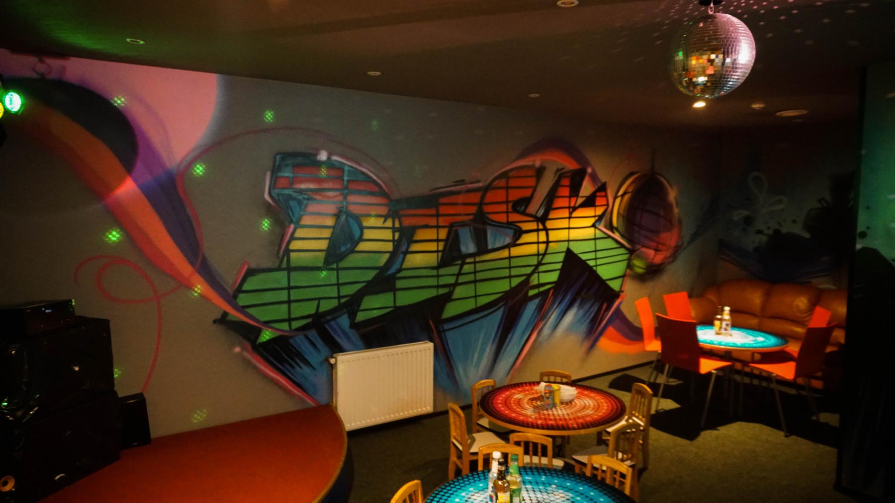 Disko ja karaoke tuba / 20 käepeale / Asub esimesel korrusel