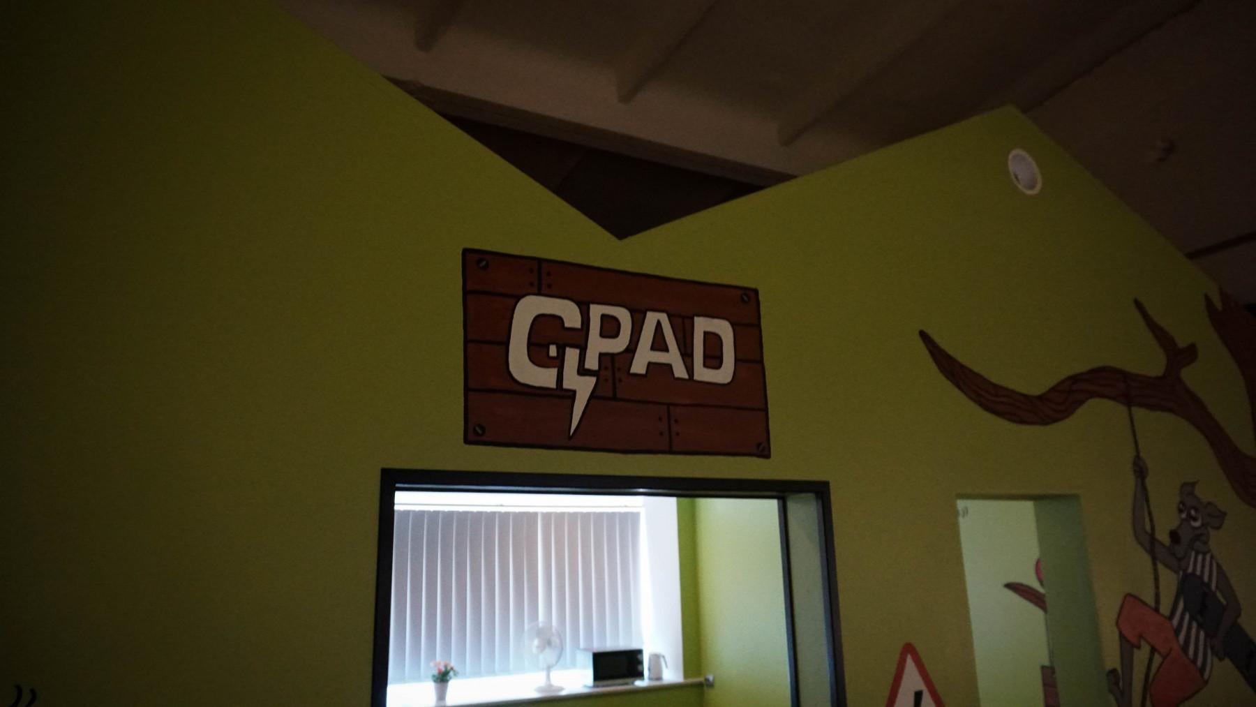 GPad / 20 käepaela / Asub teisel korrusel