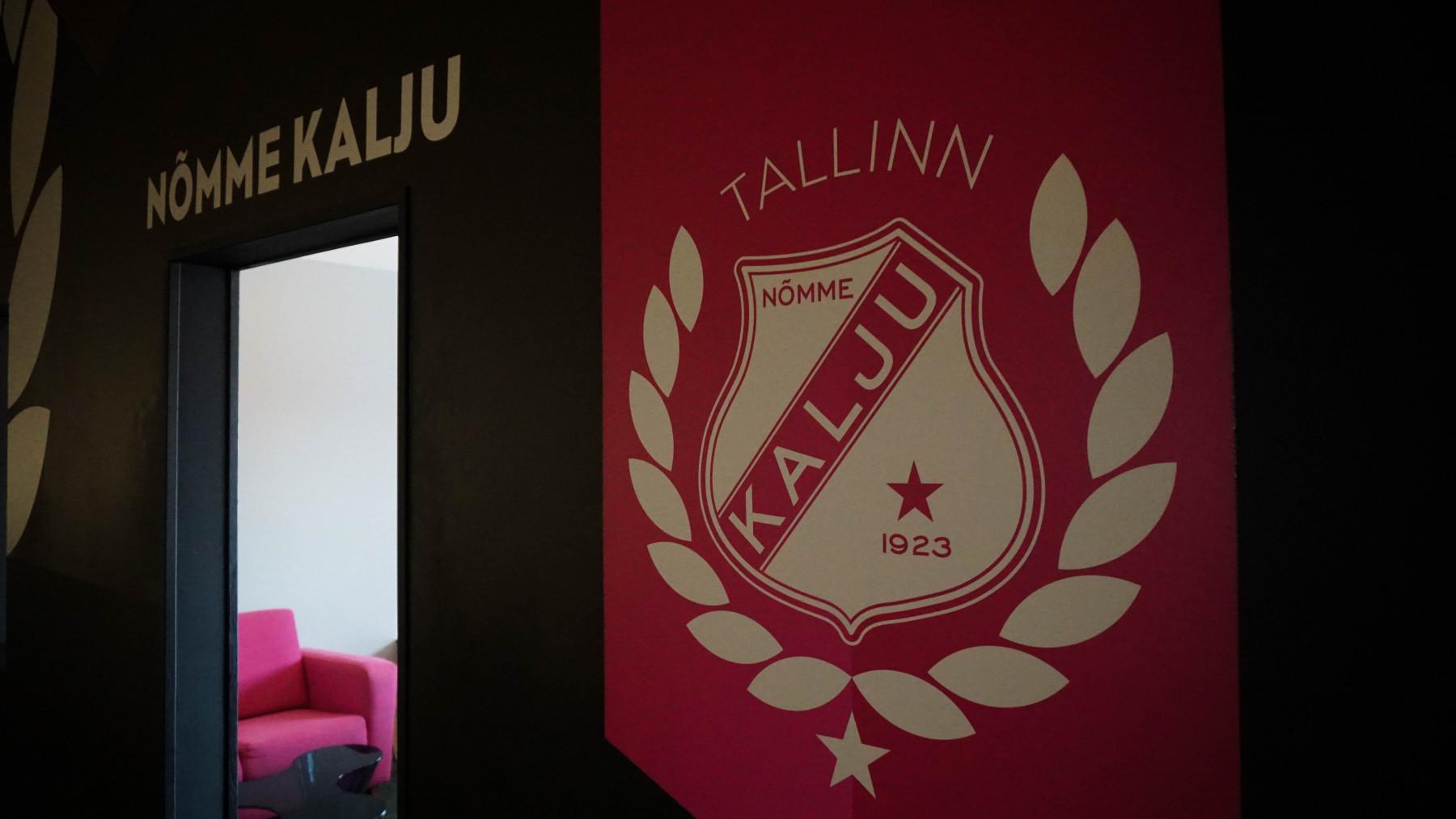 FC Nõmme Kalju / 20 käepaela / Asub teisel korrusel